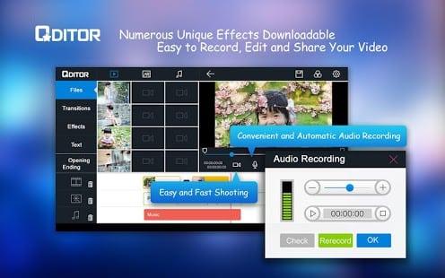 QDITOR - BEST VIDEO EDITOR