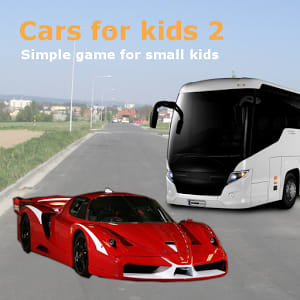 Cars for kids 2 - FREE