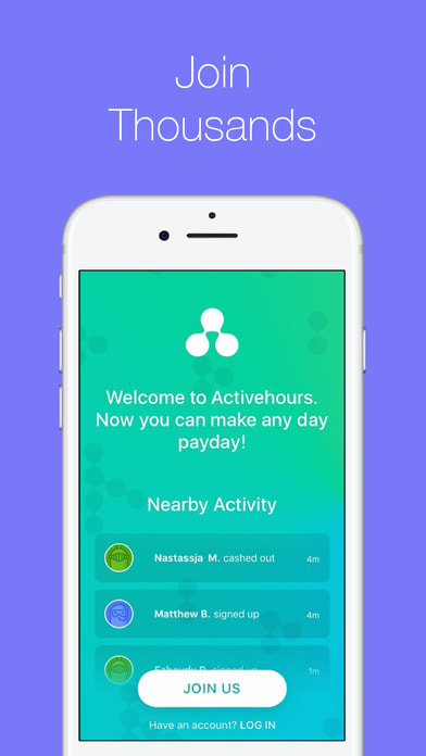 Activehours - Get Paid Today