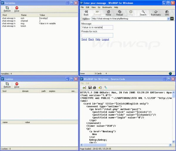WinWAP for Windows