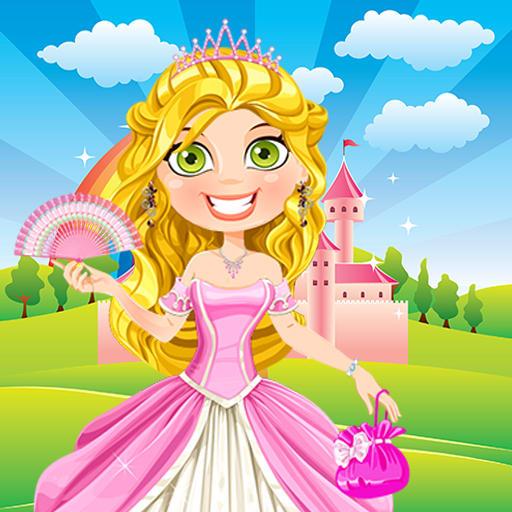 Dress Up Princess Dunja