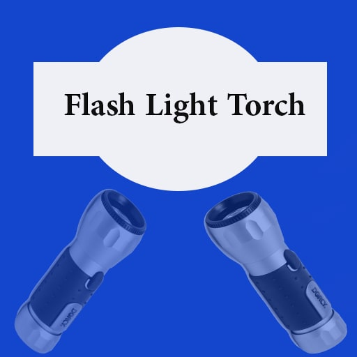Flashlight Torch LED Light