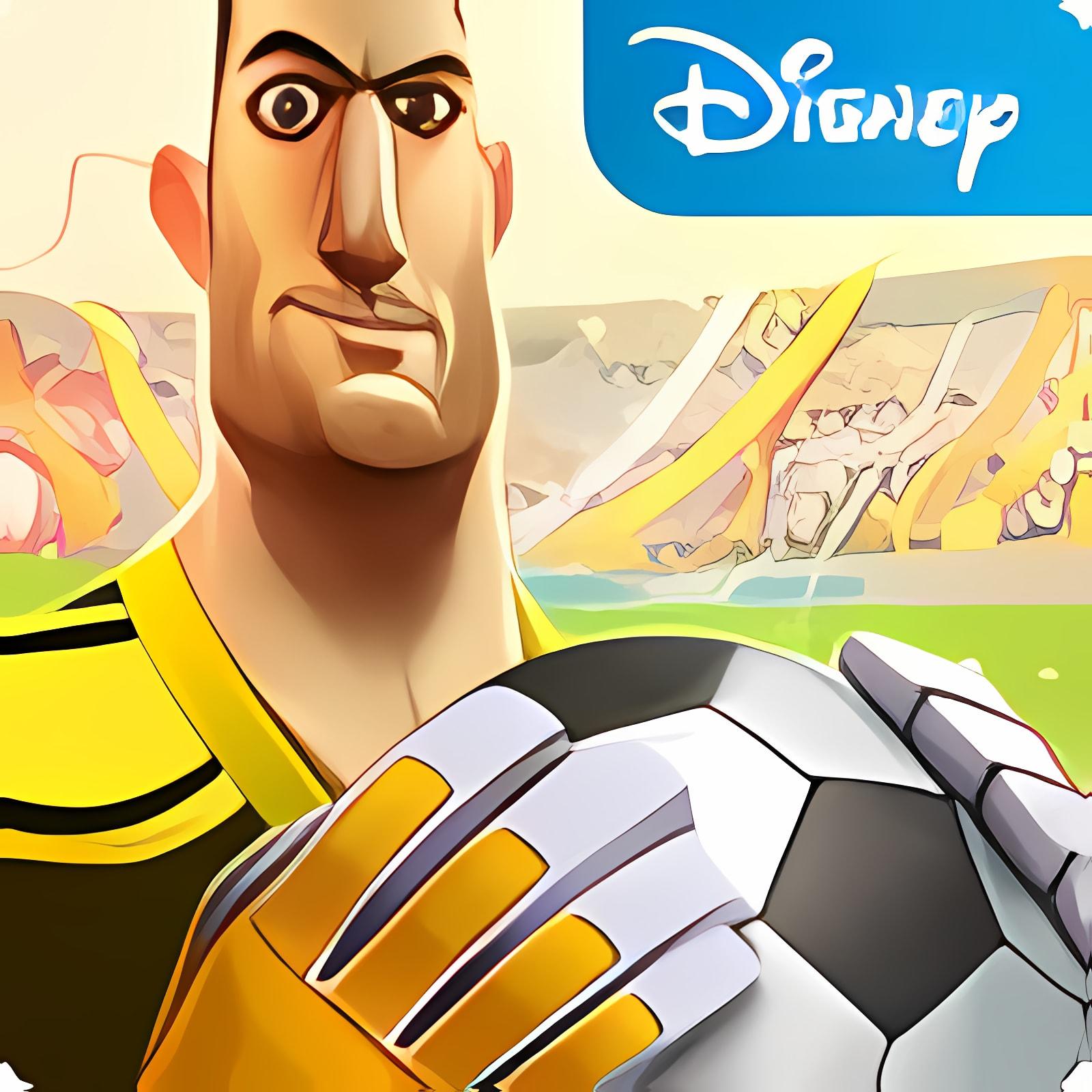 Disney Bola Soccer