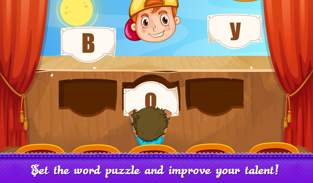 Toddlers Learning ABC Letters
