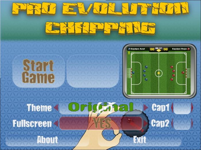 Pro Evolution Chapping