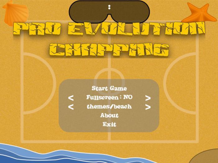 Pro Evolution Chapping