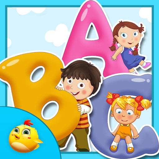 Learning Alphabets & Numbers