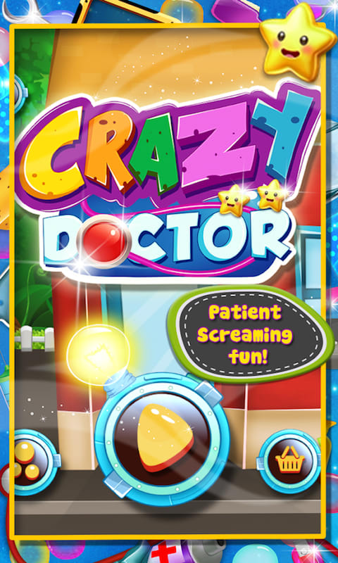 Crazy Doctor - Kids Game