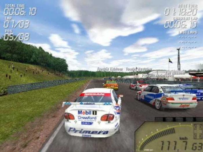 STCC 2 - Swedish Touring Car Championship