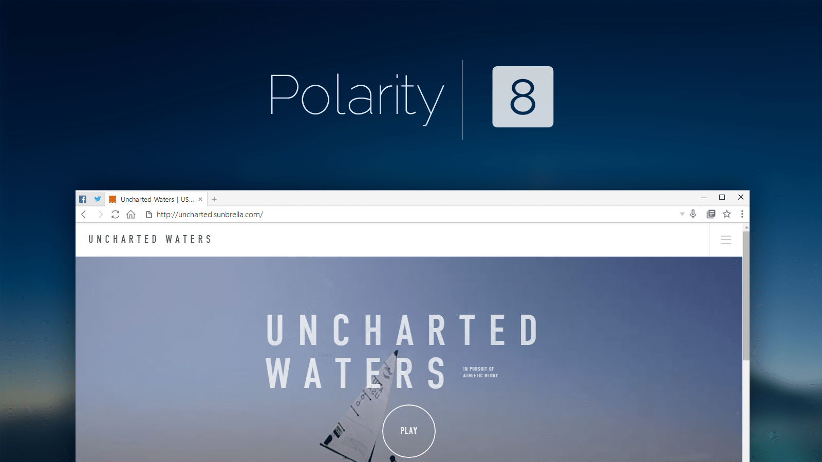 Polarity Browser
