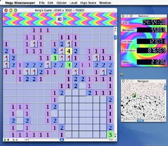 Mega Minesweeper