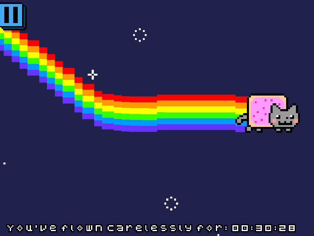 Nyan Cat!