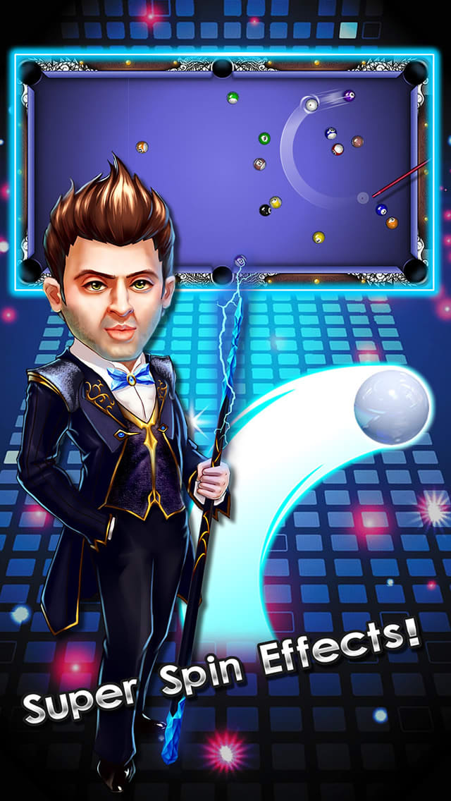 Pool Empire —— Snooker coming! The Most Real-Life And Free Pool Cue Sports Game