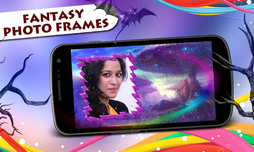 Fantasy Photo Frames New