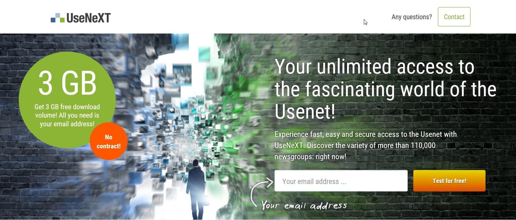 UseNeXT - Download