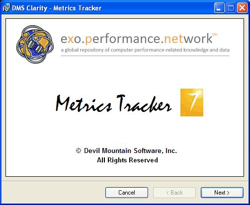 DMS Clarity Metrics Tracker