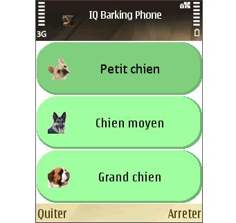 IQ Barking Phone