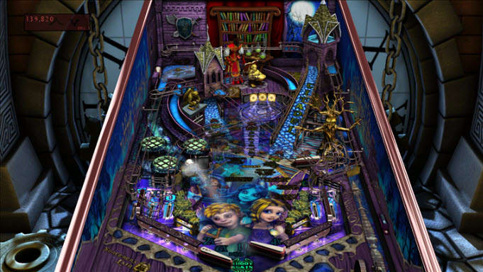 Pinball FX2 per Windows 10
