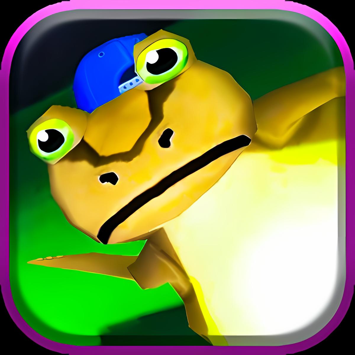 The Amazing - Frog simulator