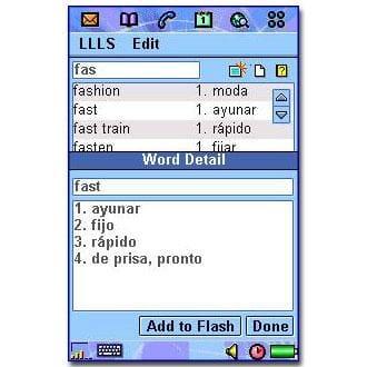 LLLS Spanish-Italian