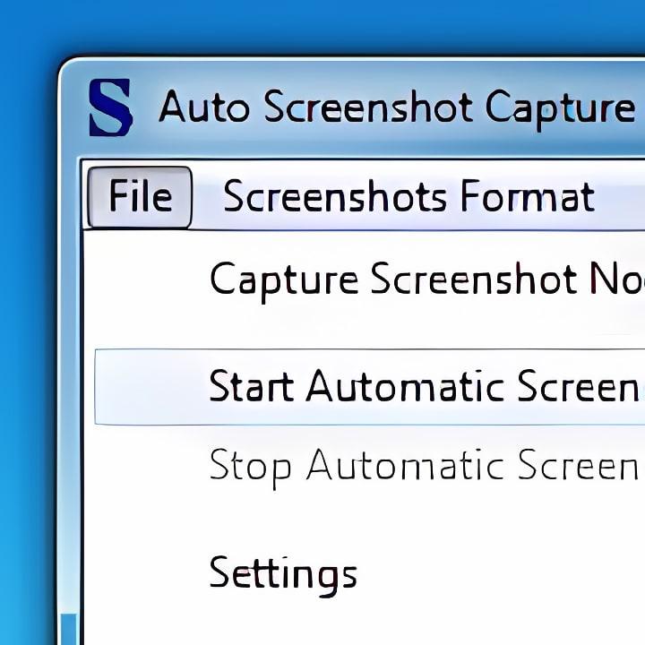 Automatic Screenshot Capture
