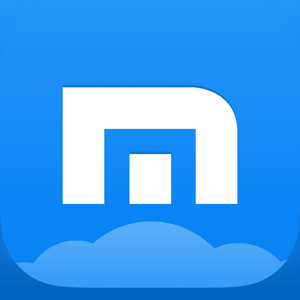 Maxthon for IOS Ipad