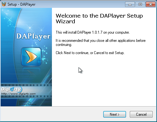 DAPlayer