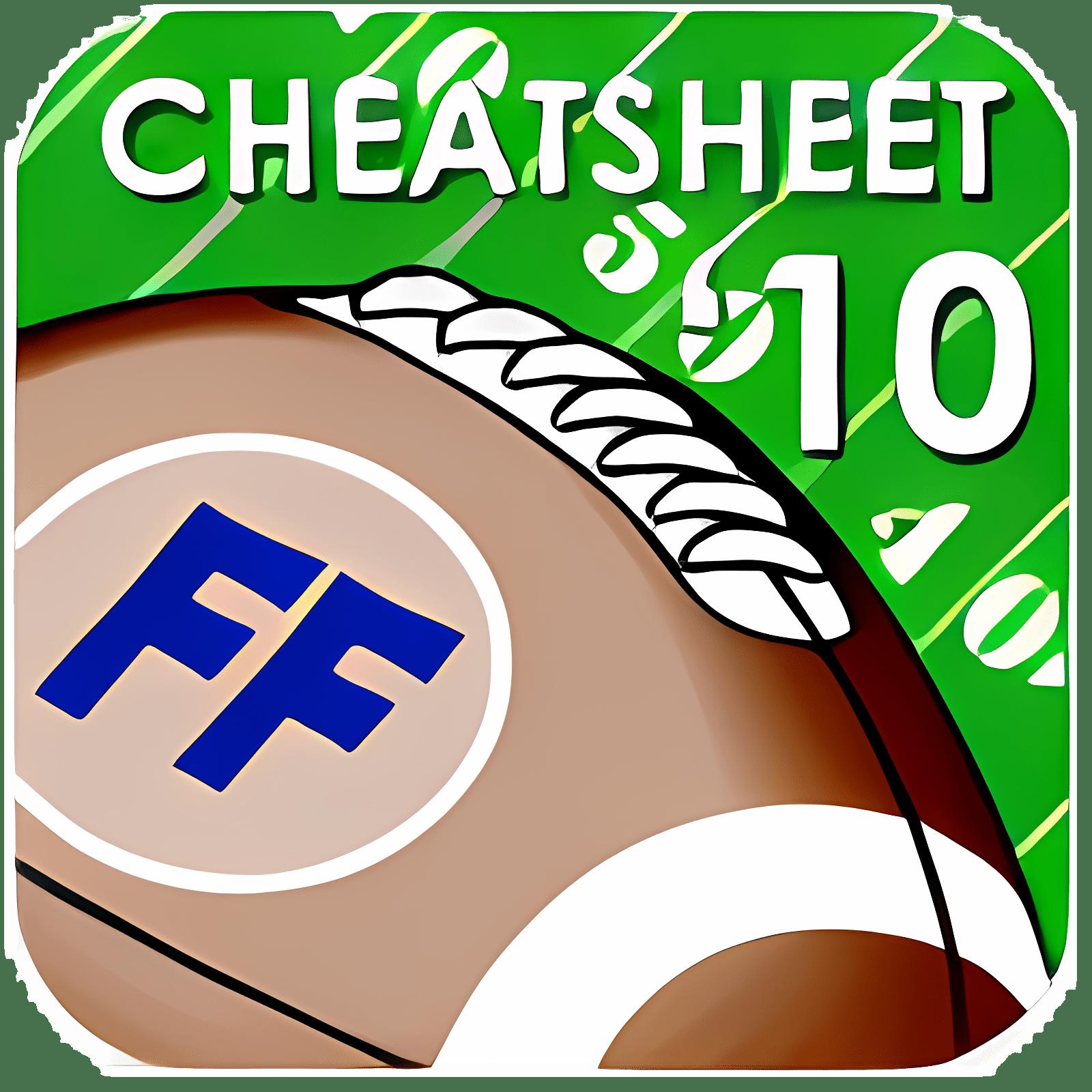 Fantasy Football Cheatsheet '10