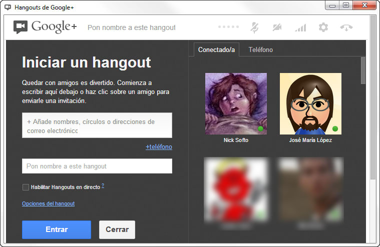 Chat for Google