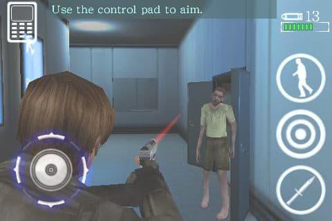 Resident Evil: Degeneration Lite