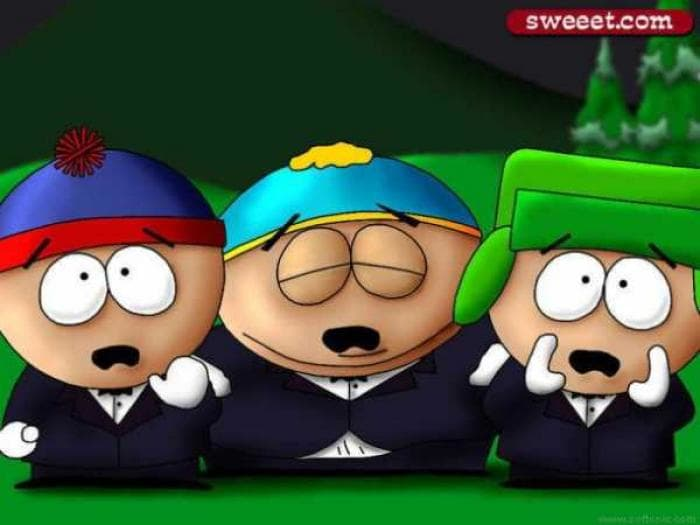 WatchOut South Park Wallpaper