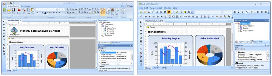 Data-Reports.NET Professional
