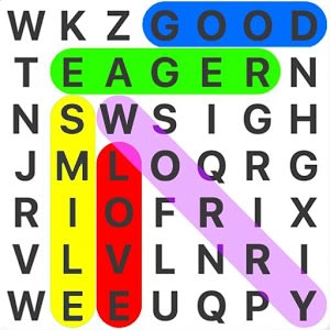 Word Search Games in english 5.0