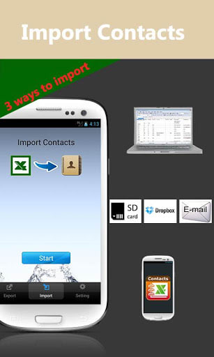 ExcelContacts