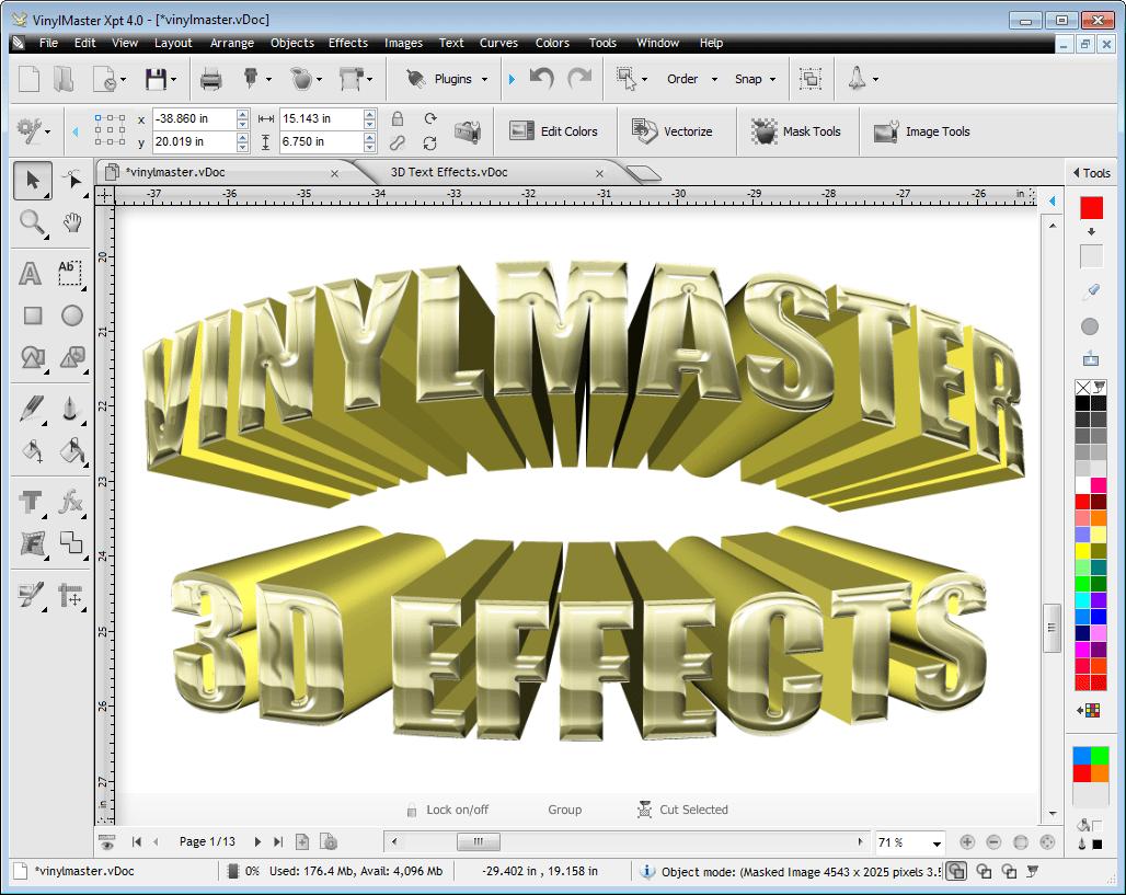 VinylMaster Xpt