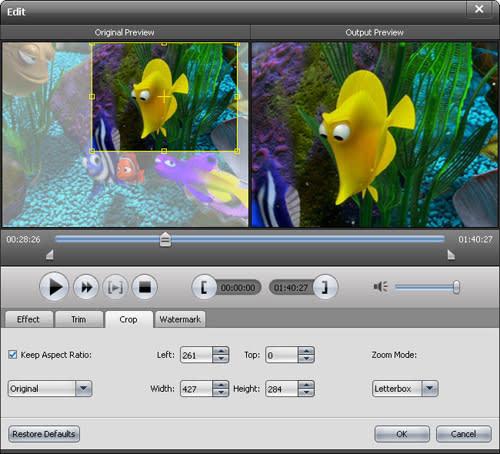 AnyMP4 iPhone Video Converter