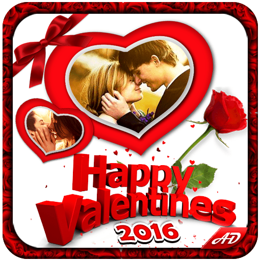 Valentine's Day Photo Frames HD