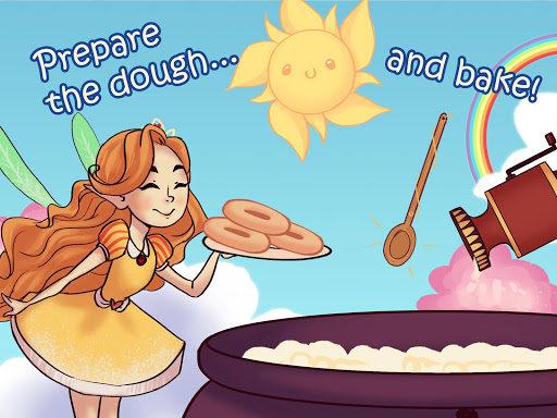 Fairy Donuts Make & Bake