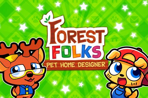 Forest Folks - Pet Home Design