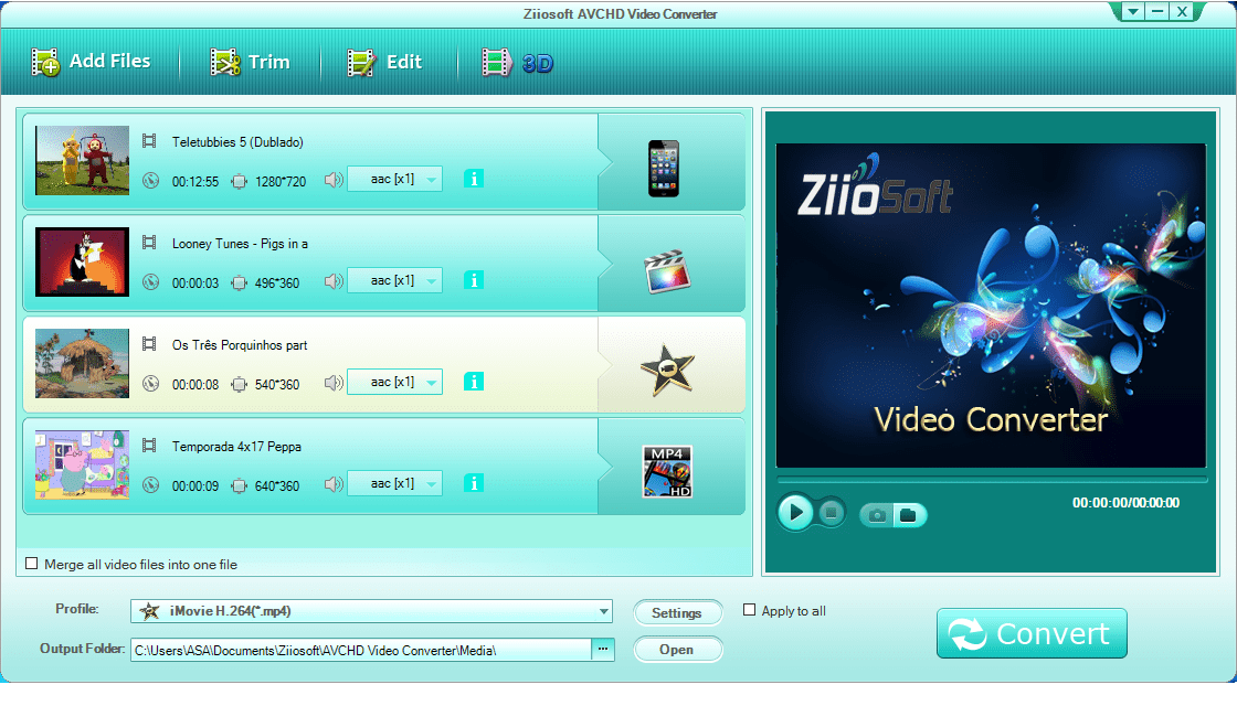 AVCHD Video Converter