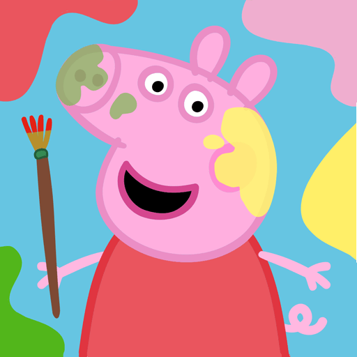 Peppa's Paintbox