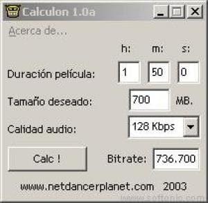 DivX Calculon