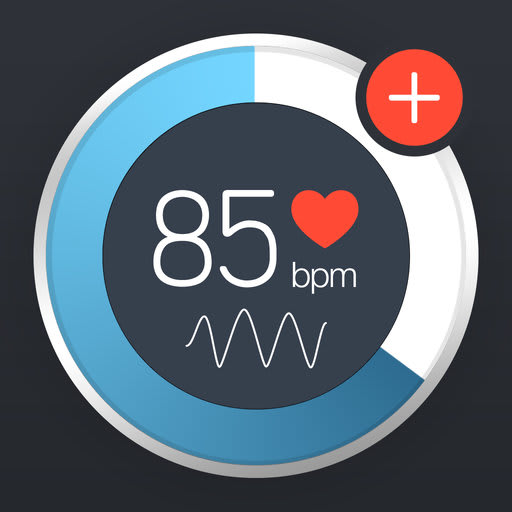 Instant Heart Rate+: Heart Rate & Pulse Monitor 5.72