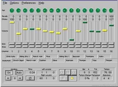 Sweet MIDI Player