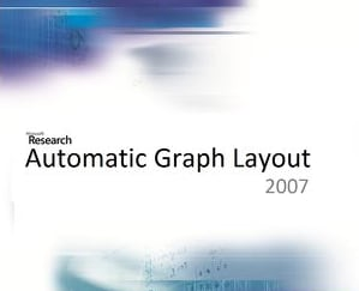 Automatic Graph Layout