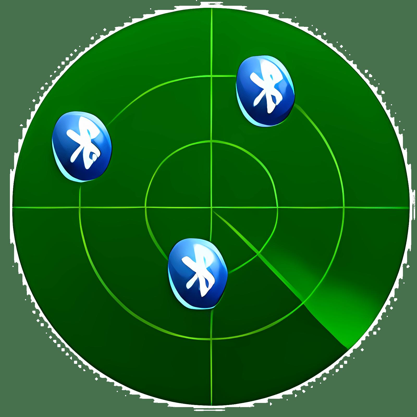 Bluetooth Radar