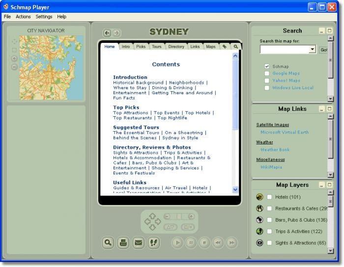 Schmap Sydney Guide