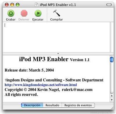 iPod MP3 Enabler