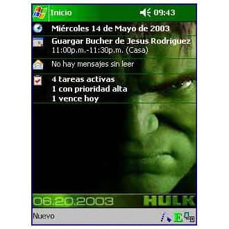 Ir a  The Hulk Theme