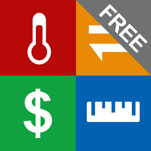 Unit Converter FREE - Best Units & Currency app 2.8